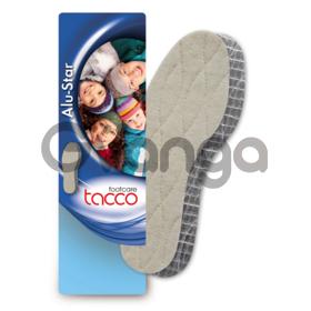 Tacco Alustar Aрт.642 – стельки зимние оптом трехслойные теплые.