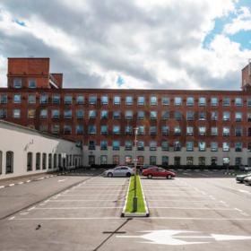 Сдается в аренду  офисное помещение 368 м² Электрозаводская ул. 27