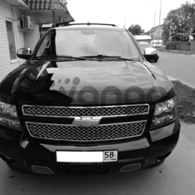 Chevrolet Tahoe 5.3 AT (324 л.с.) 4WD 2008 г.