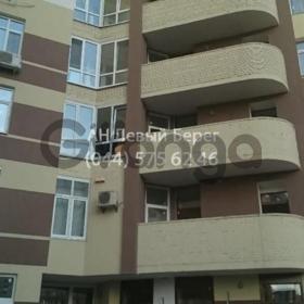 Сдается в аренду квартира 1-ком 52 м² ул. Ахматовой Анны, 22, метро Позняки