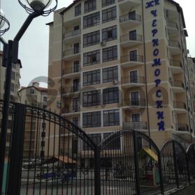 Продается квартира 1-ком 42.6 м² ул. Крымская, 19Л