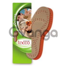 Tacco Gelaxy Арт.682 – гелевые стельки двухслойные оптом.