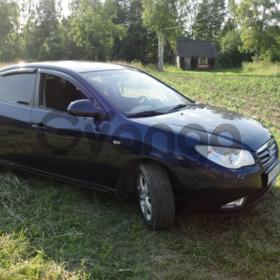 Hyundai Elantra 1.6 MT (122 л.с.) 2008 г.