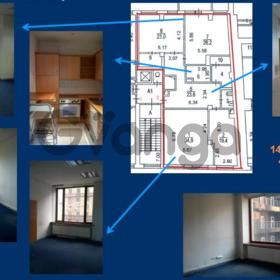 Сдается в аренду  офисное помещение 147 м² Тверская-ямская 1-я ул. 23 стр.1