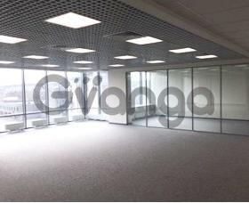 Сдается в аренду  офисное помещение 1365 м² Бережковская наб. 38