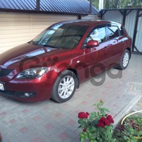 Mazda 3 1.6 MT (105 л.с.) 2008 г.