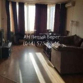 Продается квартира 3-ком 75 м² ул. Драгоманова, 6-А, метро Позняки