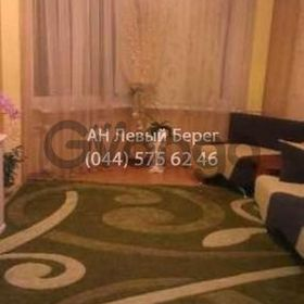 Продается квартира 2-ком 69 м² ул. Елены Пчелки, 2, метро Позняки