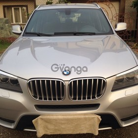 BMW X3 28i xDrive 2.0 AT (245 л.с.) 4WD 2013 г.