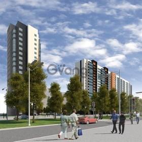 Продается квартира 1-ком 43.42 м² Новое Девяткино дер., метро Девяткино