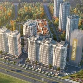 Продается квартира 1-ком 28.29 м² Парголово пос., Ольгинская дор., метро Парнас
