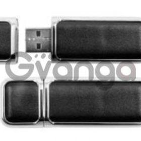 USB флешка 8 Gb, черная (артикул 402)
