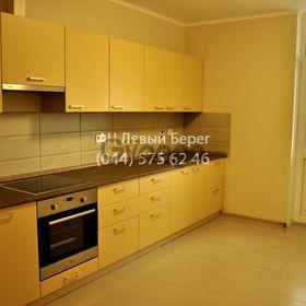 Сдается в аренду квартира 1-ком 50 м² ул. Елены Пчелки, 6А, метро Позняки