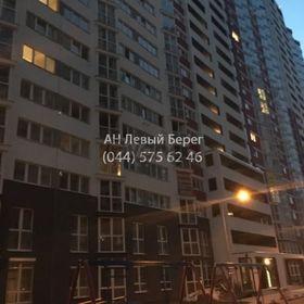 Продается квартира 1-ком 51 м² ул. Драгоманова, 2б, метро Позняки