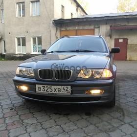BMW 3er 325xi 2.5 AT (192 л.с.) 4WD 2001 г.