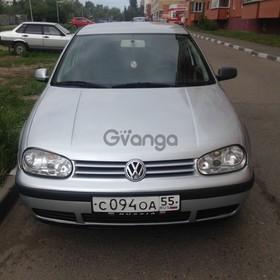 Volkswagen Golf 1.4 MT (75 л.с.) 2000 г.