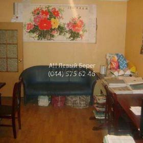 Продается квартира 1-ком 43 м² ул. Драгоманова, 1к, метро Позняки