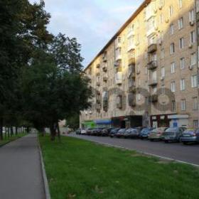 Продается квартира 2-ком 55.3 м² Ленинский пр-кт., 69, метро Университет