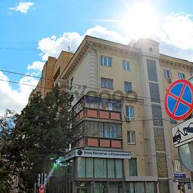Сдается в аренду двухэтажное банковское помещение 141.2 м² Шмитовский проезд, 1, метро Улица 1905 года