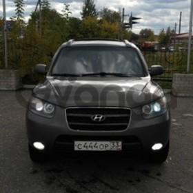 Hyundai Santa Fe  2.7 AT (189 л.с.) 4WD 2006 г.