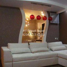 Продается квартира 2-ком 110 м² ул. Срибнокильская, 2 А, метро Позняки