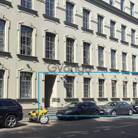 Сдается в аренду  офисное помещение 382 м² Садовническая ул. 82 стр.2