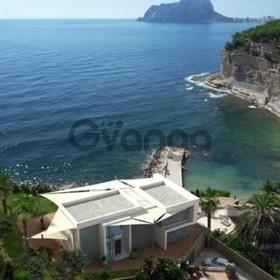 Недвижимость в Испании, Новая вилла на первой линии море от застройщика в Бенисса,Коста Бланка,Испания