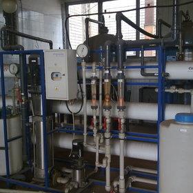 Продаем промышленную установку для фильтрации и очистки воды EW -300-17P Германия