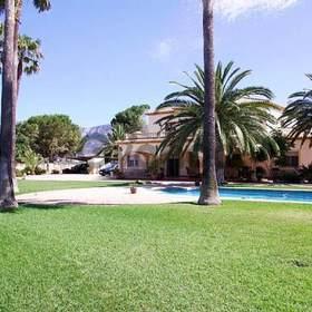 Недвижимость в Испании, Вилла рядом с морем в Дения,Коста Бланка,Испания