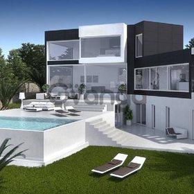 Недвижимость в Испании, Новые современные виллы от застройщика в Хавеа,Коста Бланка,Испания