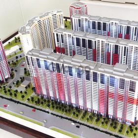 Продается квартира 1-ком 49 м² ул. Драгоманова, 2