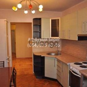 Продается квартира 2-ком 61 м² ул. Драгоманова, 23Б