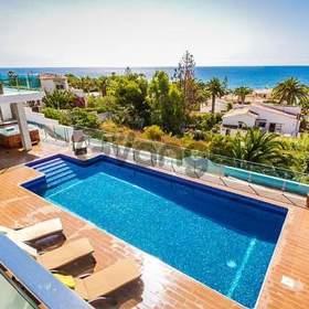 Недвижимость в Испании, Вилла рядом с морем в Кальпе,Коста Бланка,Испания