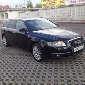 Audi A6 2.0d CVT (140 л.с.) 2007 г.
