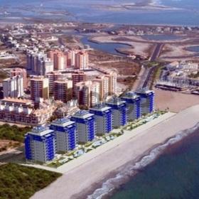 Недвижимость в Испании,Новые квартиры между морем и заливом от застройщика в Ла Манга