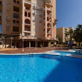 Недвижимость в Испании, Квартира рядом с пляжем в Торревьехе,Коста Бланка,Испания