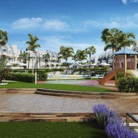 Недвижимость в Испании,Новый бунгало рядом с пляжем от застройщика в Миль Пальмерас,Коста Бланка,Испании