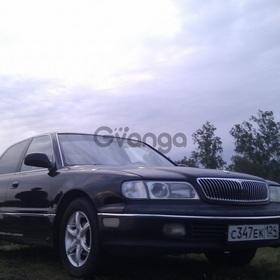 Hyundai Grandeur 3.0 AT (170 л.с.) 1995 г.