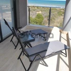 Недвижимость в Испании, Квартира на первой линии пляжа от застройщика в Ла Мата,Торревьеха,Коста Бланка,Испания