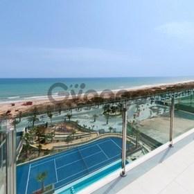 Недвижимость в Испании, Новая квартира на первой линии пляжа от застройщика в Лос Ареналес дель Соль