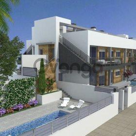 Недвижимость в Испании, Новый бунгало от застройщика в Торревьехе,Коста Бланка,Испания