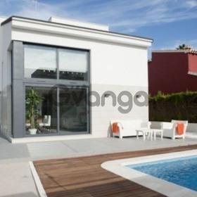 Недвижимость в Испании,Новая вилла от застройщика в Сан-Хавьер,Коста Калида,Испания