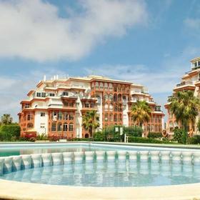 Недвижимость в Испании, Квартира рядом с морем в Торревьеха,Коста Бланка,Испания