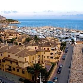 Недвижимость в Испании, Квартира с видами на море Альтеа,Коста Бланка,Испания