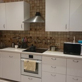 Продается квартира 1-ком 39 м² ул Чайковского, д. 1, метро Речной вокзал