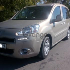 Peugeot Partner 1.6 MT (90 л.с.) 2011 г.