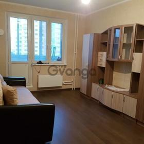 Сдается в аренду квартира 1-ком 38 м² Рождественская37, метро Выхино