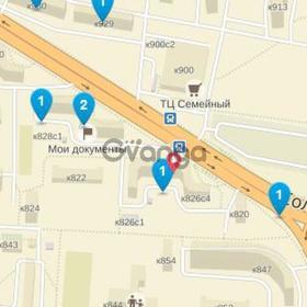 Сдается в аренду квартира 1-ком 38 м² Солнечная826 , метро Речной вокзал