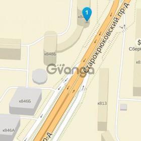 Сдается в аренду квартира 1-ком 38 м² Старокрюковский842, метро Речной вокзал