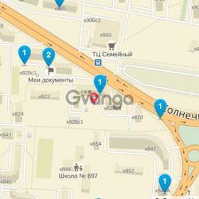 Сдается в аренду квартира 1-ком 36 м² Солнечная826, метро Речной вокзал